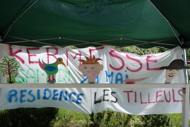 KERMESSE RESIDENCE LES TILLEULS ORAISON